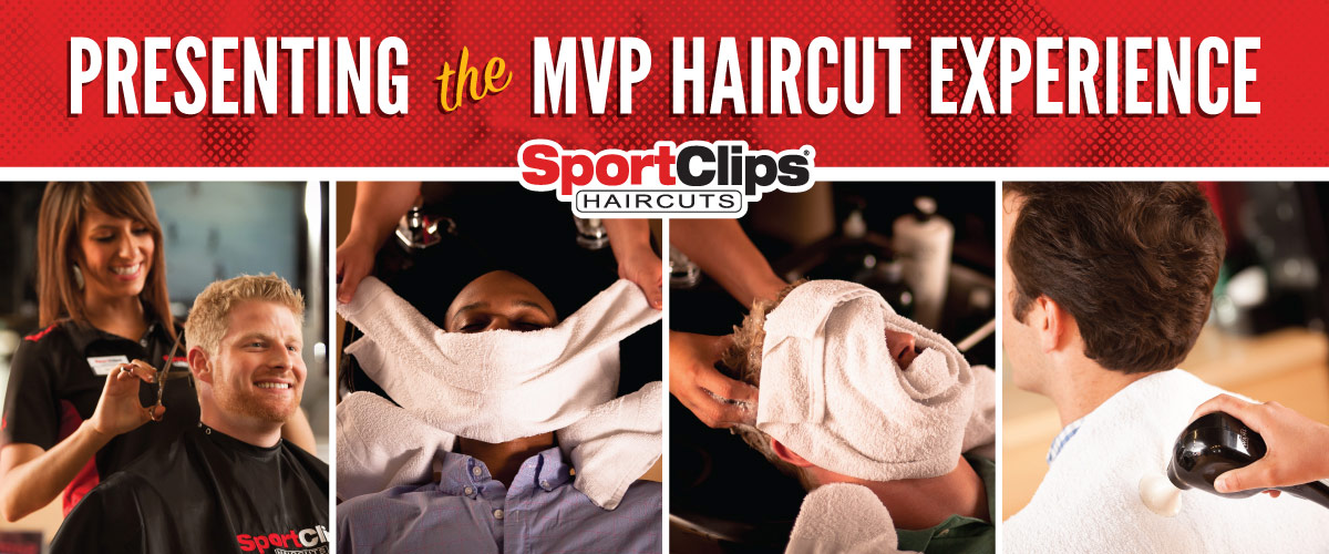 The Sport Clips Haircuts of Lakeville  MVP Haircut Experience